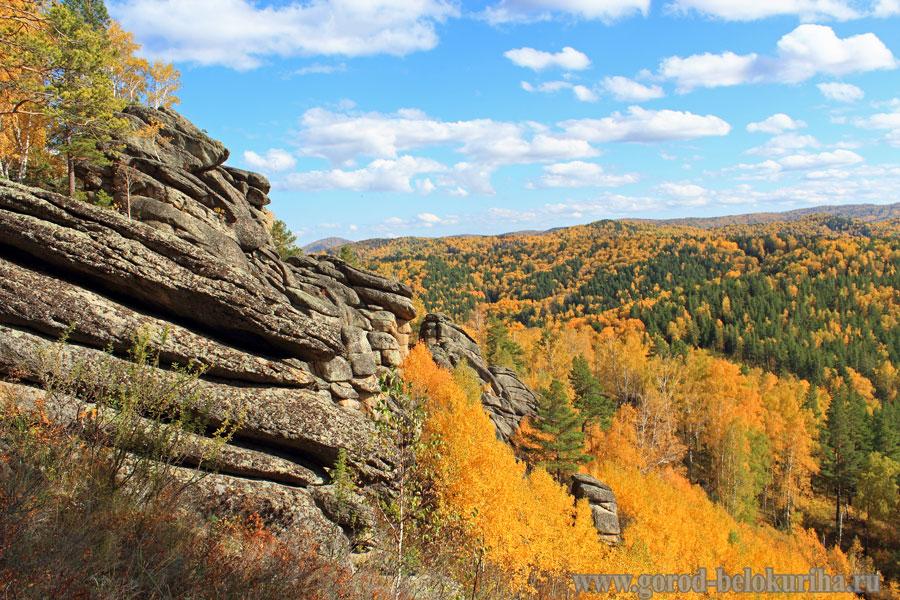 белокуриха алтайский край фото осень для подношений