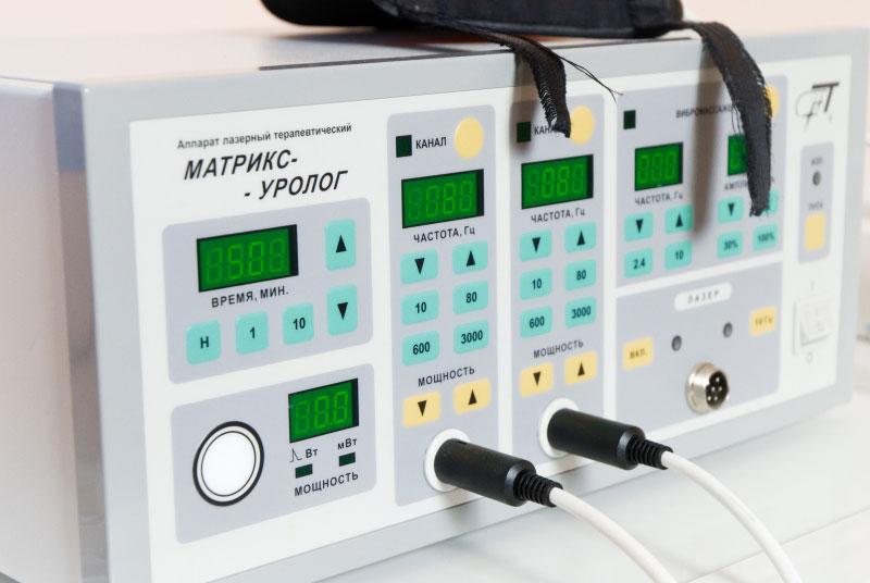 Матрикс процедура от простатита массаж простатита картинки